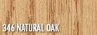 346 Natural Oak